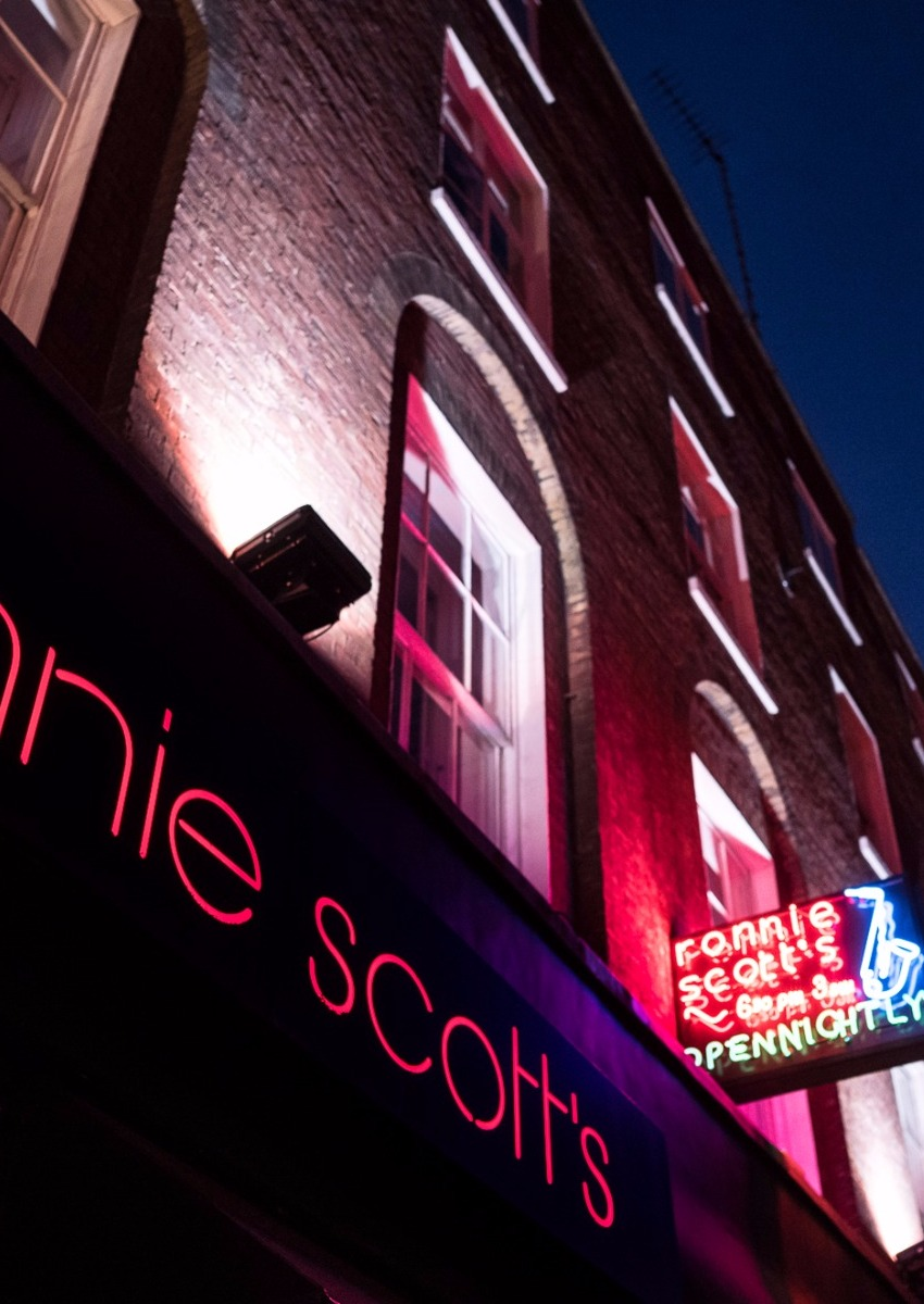 Be-bop-era: An evening of jazz and opera at Ronnie Scott's - YPIA Events