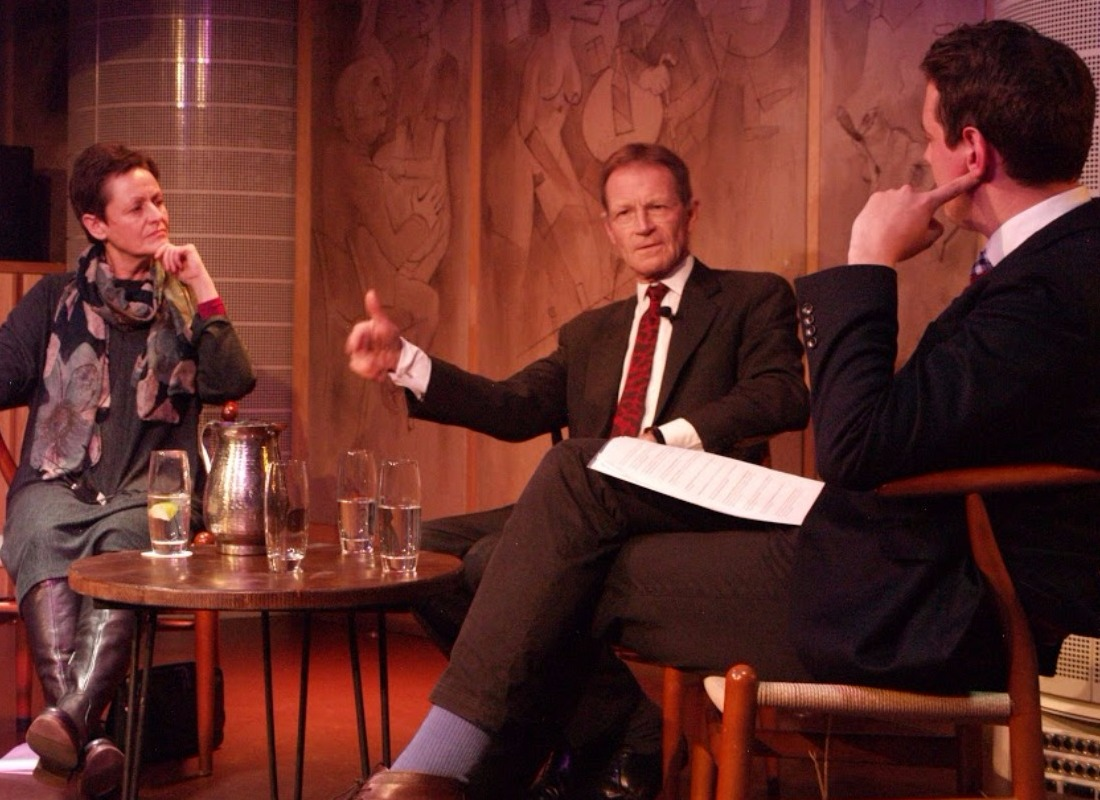 Nick Serota and Cathy Graham in conversation: Event Recordings - YPIA Blog