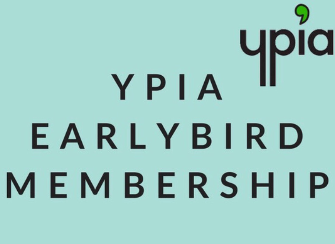 Earlybird membership - YPIA Blog