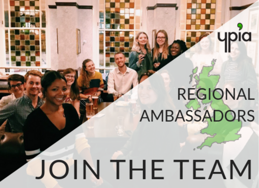YPIA RECRUITING FOR REGIONAL AMBASSADORS - YPIA Blog