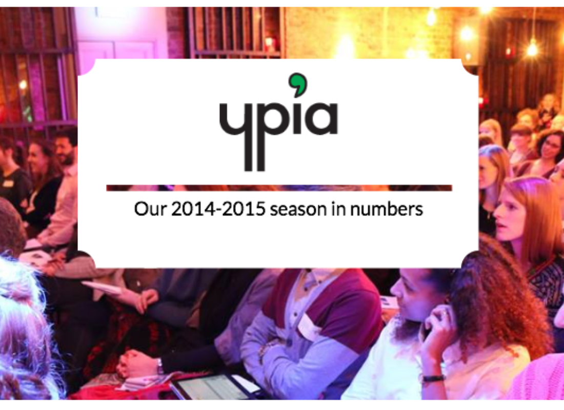 Our Season in Numbers - YPIA Blog
