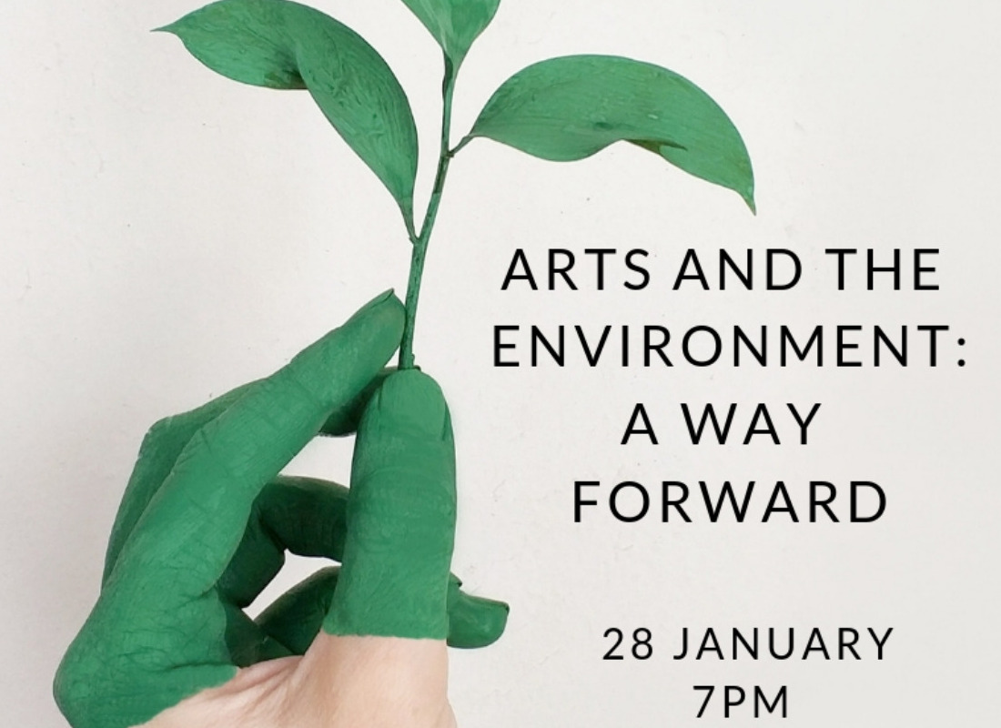 Speakers confirmed for Arts and the Environment! - YPIA Blog